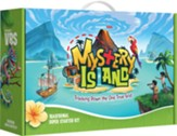 Mystery Island Traditional Super Starter Kit - Answers in Genesis VBS 2020