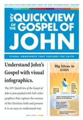 NIV QuickView of the Gospel of John - eBook