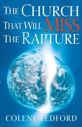 The Church That Will Miss The Rapture - eBook