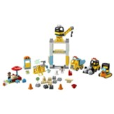 LEGO ® DUPLO ® Town Tower Crane and Construction