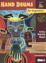 Hand Drums for Beginners, Book & Enhanced CD