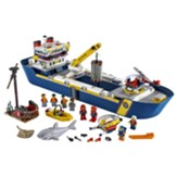 LEGO ® City Ocean Exploration Ship