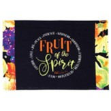 Fruit of the Spirit Placemats, Set of 2
