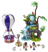LEGO ® Friends Tiger Hot Air Balloon Jungle Rescue