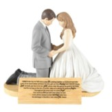 Hear Our Prayer Bride and Groom Figurine
