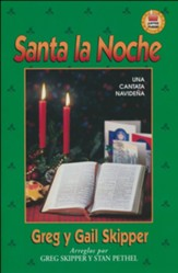 Santa la Noche, Libro coral  (Holy Night, Spanish Songbook)