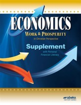Economics (Grade 12) Supplement with  Personal Financial Literacy