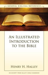 An Illustrated Introduction to the Bible: A Zondervan Digital Short - eBook