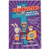 Fearbusters, Activity Book