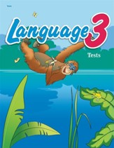 Language 3 Test Book (Unbound Edition)