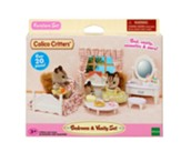 Calico Critters, Bedroom & Vanity Set