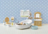 Calico Critters, Country Bathroom Set
