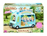 Calico Critters, Sunshine Nursery Bus