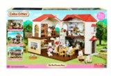 Calico Critters, Red Roof Country Home