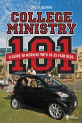 College Ministry 101: A Guide to Working with 18-25 Year Olds - eBook