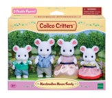 Calico Critters, Marshmallow Mouse Family