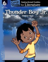 Thunder Boy Jr.: An Instructional Guide for Literature: An Instructional Guide for Literature - PDF Download [Download]