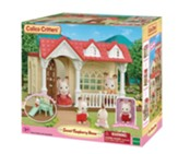 Calico Critters, Sweet Raspberry Home