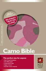 Compact Camo NLT, Pink Canvas