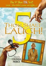 Thou Shalt Laugh! Volume 5, DVD
