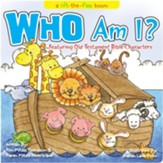 Who Am I? A Lift-the-Flap Book Featuring Old Testament Bible Characters