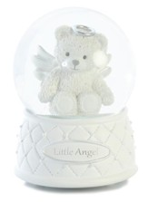 Little Angel Musical Water Globe