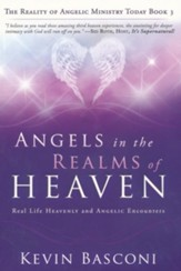 Angels in the Realms of Heaven: The Reality of Angelic Ministry Today - eBook