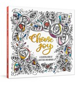 Choose Joy: A Coloring Book of Gratitude and Wonder