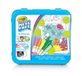 Color Wonder Mess-free Art Kit, Seascapes