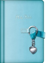 NKJV Simply Charming Bible, Leathersoft Hardcover