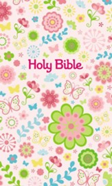 ICB Shiny Sequin Sparkles Bible, Pink