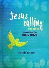 Jesus Calling for Teens: 50 Devotions for Busy Days  - Slightly Imperfect