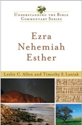 Ezra, Nehemiah, Esther - eBook