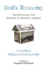 God's Economy: Redefining the Health and Wealth Gospel - eBook