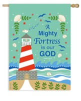 A Mighty Fortress Is Our God, Flag, Large