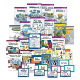 Abeka Grade 1 Complete Parent Kit