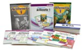Abeka Grade 1 Homeschool Parent  Arithmetic Kit