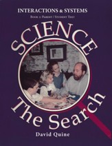Science The Search Book 2-Interactions & Systems, Parent/ Student Text
