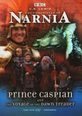 The Chronicles of Narnia: Prince Caspian and The Voyage of the  Dawn Treader, Classic BBC Version on DVD