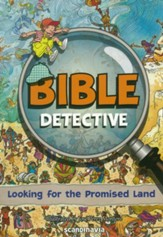 Bible Detective: Looking for the Promised Land  - Slightly Imperfect