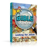 Bible Detective: Looking for Jesus           - Slightly Imperfect