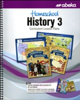 Homeschool History 3 Curriculum/Lesson Plans
