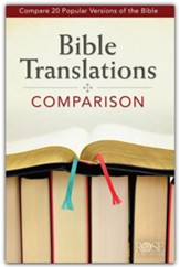 Bible Translations Comparison PDF - Download up to 25 - PDF Download [Download]
