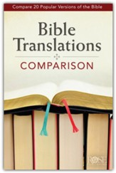 Bible Translations Comparison PDF - Download up to 250 - PDF Download [Download]