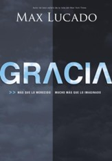 Gracia, eLibro  (Grace, eBook)
