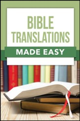 Bible Translations Made Easy - PDF Download [Download]