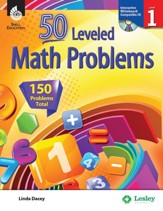 50 Leveled Math Problems Level 1 - PDF Download [Download]