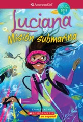Luciana: Braving the Deep, Spanish #2