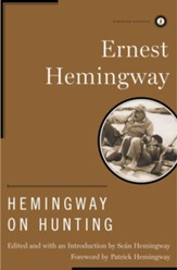 Hemingway on Hunting - eBook
