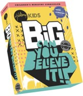 Can You Believe It? Big Children's Ministry Curriculum, Season 3